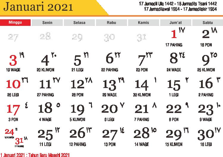 Template Kalender 2021 05 - Toko Fadhil Template